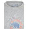 Mammut Garantie T-Shirts Men stone grey melange